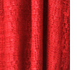 Drape Kings Banjo Red Drapery Fabric