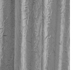 Drape Kings Crush Pewter Drapery Fabric