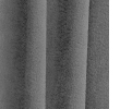 Drape Kings Encore Grey Drapery Fabric