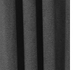 Drape Kings King Graphite Drapery Fabric