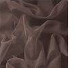 Drape Kings Sheer Chocolate Drapery Fabric