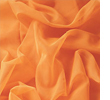 Drape Kings Sheer Tangerine Drapery Fabric