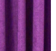 Drape Kings Supervel Purple Drapery Fabric