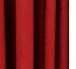 Drape Kings Supervel Red Drapery Fabric