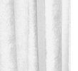 Drape Kings Supervel White Drapery Fabric