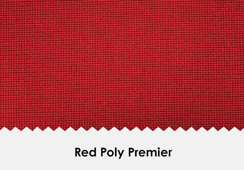 red-poly-premier-flat