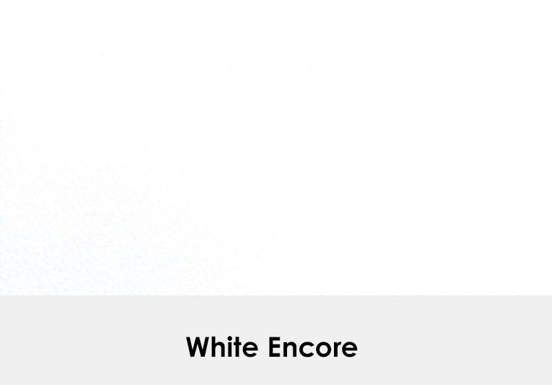 white encore flat