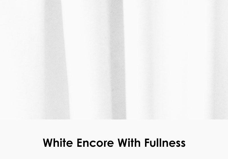 white encore fullness